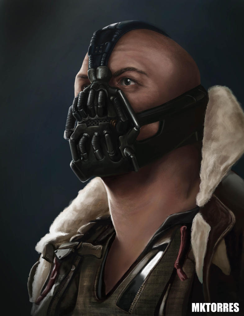 Bane by MICKEYTORRES