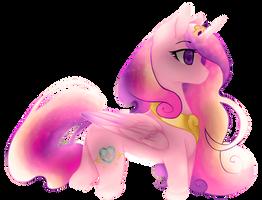 Princess Cadence by Dusty-Onyx