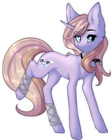 Lilac Atropina by Dusty-Onyx