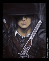 Solomon Kane by AStoKo