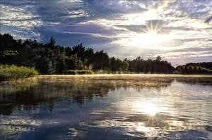 Sun reflections ~ AStoKo by AStoKo
