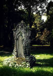 Grave stone 1 ~ Stock by AStoKo