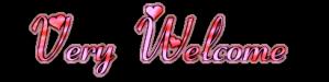 Very Welcome Hearts :)   ~ F R E E S T U F F by AStoKo
