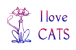 I love cats 02 - FREESTUFF by AStoKo