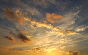 S T O C K ~ Sunset sky clouds by AStoKo