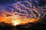 S T O C K ~ Sunset Clouds Sky Stock