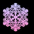 CHRISTMAS STAR SNOWFLAKE ICE CRYSTAL 8 ~ FREESTUFF by AStoKo