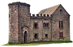 Haunted House ~ Castle png STOCK VS