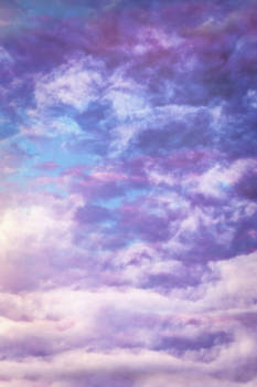 Blue purple skyscape 2 STOCK by AStoKo