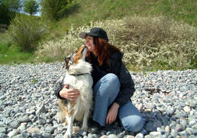 In Memory of a beautiful time with my dog Lara