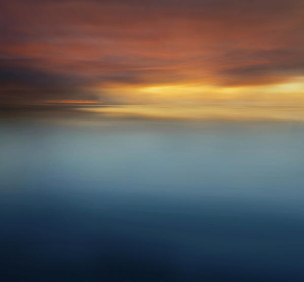 Horizon Waterscape S T O C K by AStoKo by AStoKo