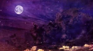 Moon Galaxy Stock By Astoko