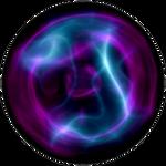 Plasma energy Magic sphere 7
