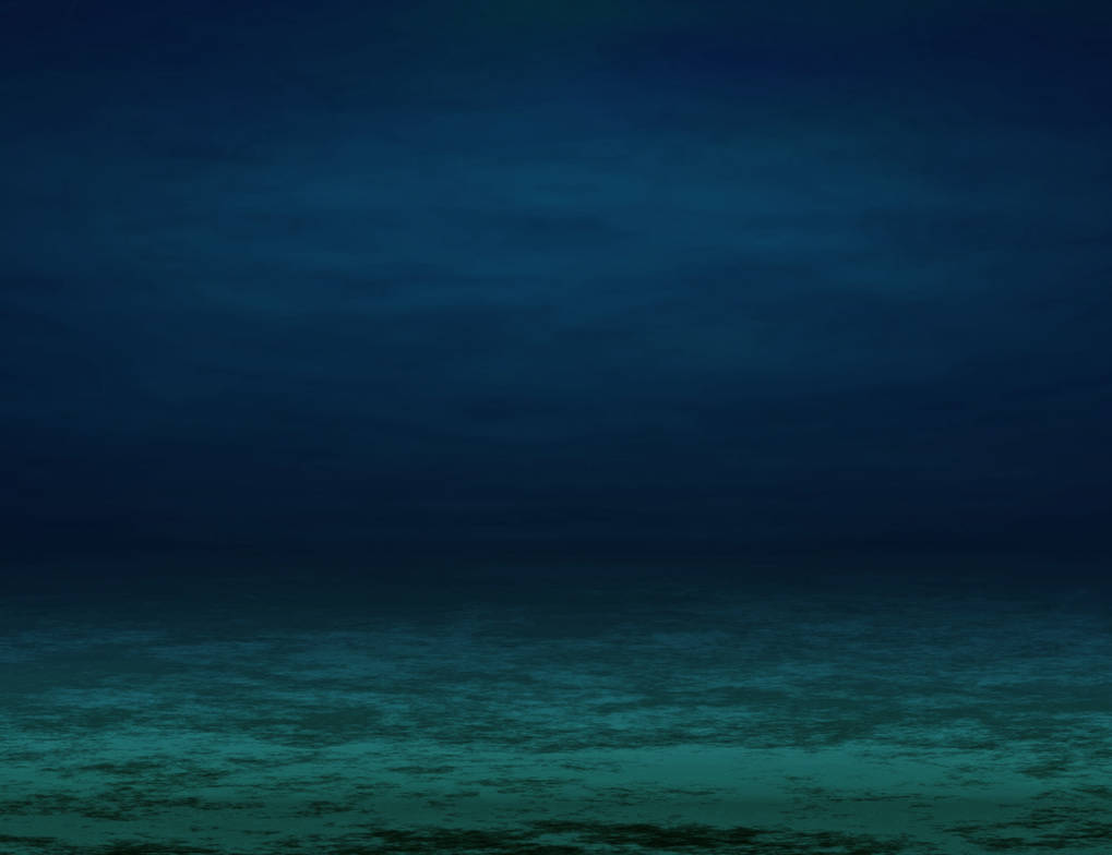 Deep Under Water Night Background  04