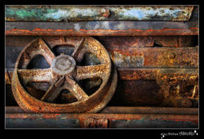 Wheel mining wagon 01 by AStoKo
