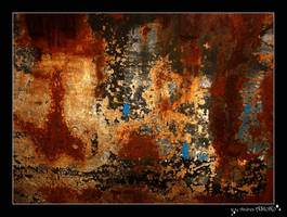 Rust Abstract 01 by AStoKo