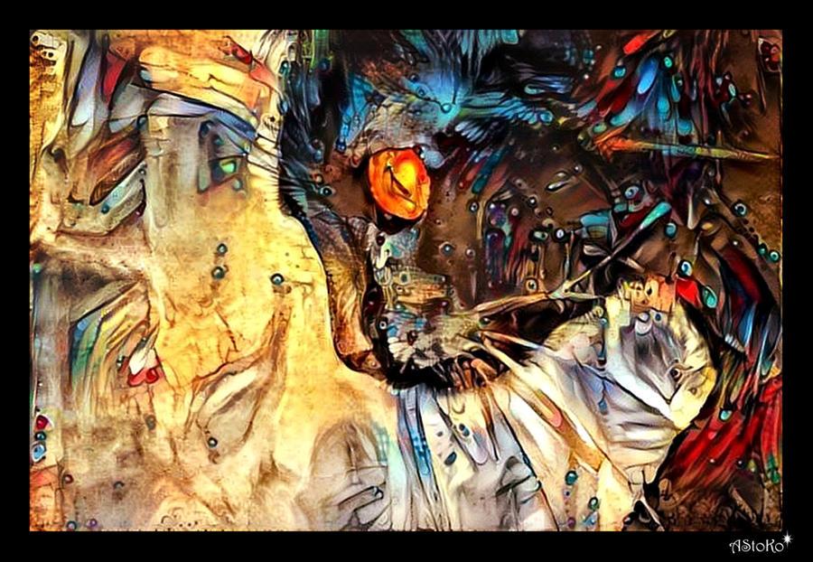 Cat Face 4 by AStoKo by AStoKo