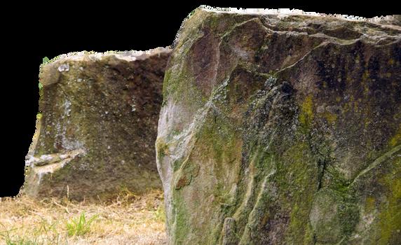 Cliff Stone Rock STOCK