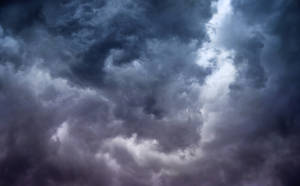 Stormy Skyscape ~ Dark Clouds STOCK by AStoKo