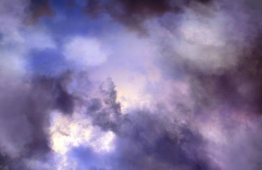 Stormy Sky Clouds 2017 STOCK