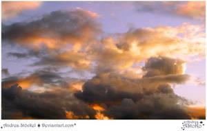 Clouds Sky Nature Winter STOCK by AStoKo by AStoKo