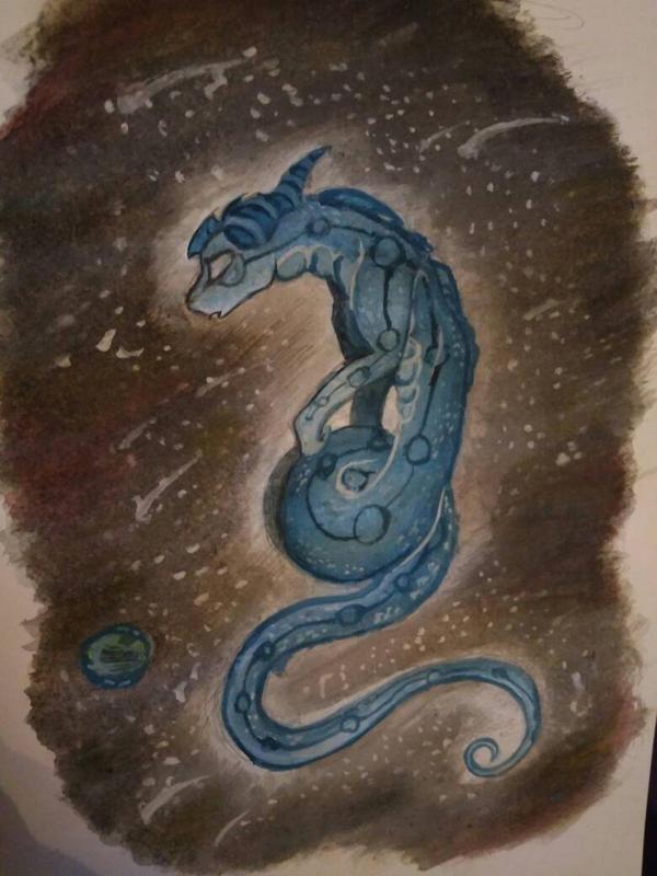 watercolors by L0mbaxDrag0n
