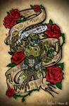 Doomguy Tattoo