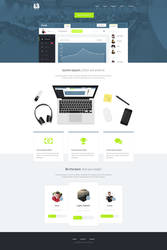 Cupify Homepage Layout