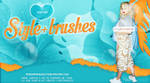 Style+brushes | pack #resources400watchers