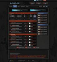 IPB Styl dla sieci serwerow gier by ZonicPL