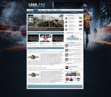 Game Portal 2012 - Multigaming site by ZonicPL