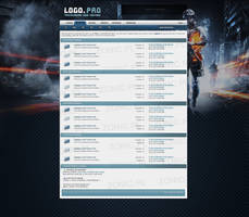 Game Portal 2012 - Multigaming site - Forum by ZonicPL