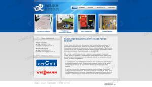 Plumbing Company Layout by ZonicPL
