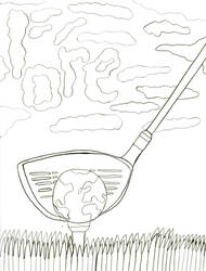 Earth Golf