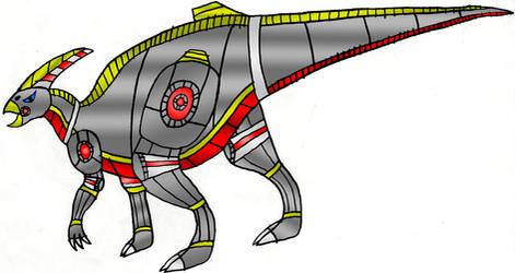 Skulk Parasaurolophus Mode
