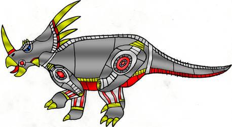 Shunt Styracosaurus Mode