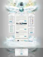 Ataria3 - Webdesign by King--Sora