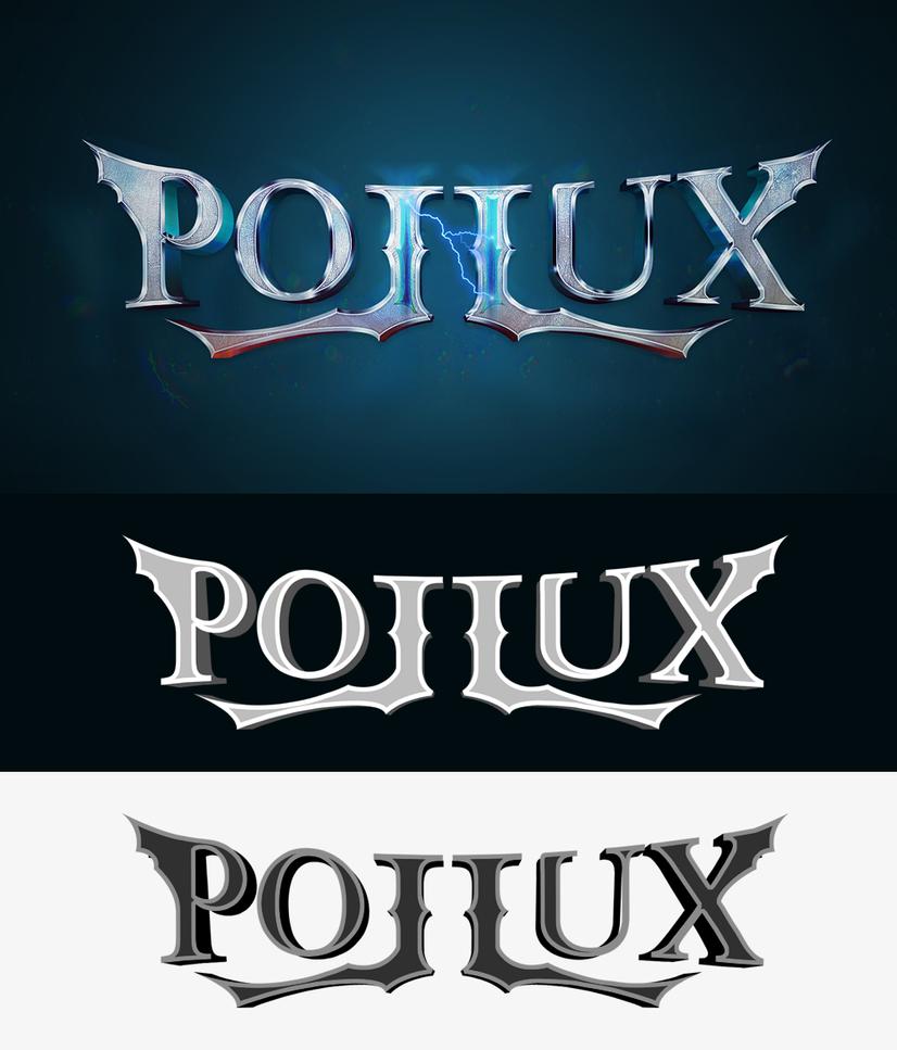 Pollux2 - Logo Design by King--Sora