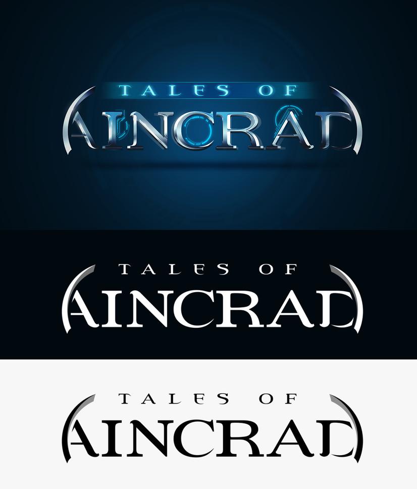 Tales of Aincrad - Logo Design by King--Sora