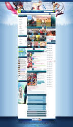 OtakuSan - Webdesign by King--Sora