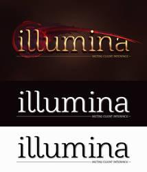 Illumina - Logo Design by King--Sora