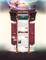 Solaris - Webdesign by King--Sora