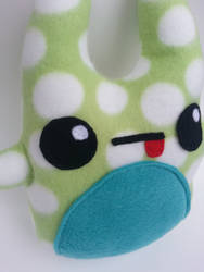 Monster Plush by Crazy-Lola