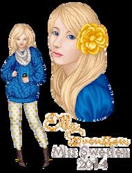 MDE - Sweden - Ella Svensson by Crazy-Lola