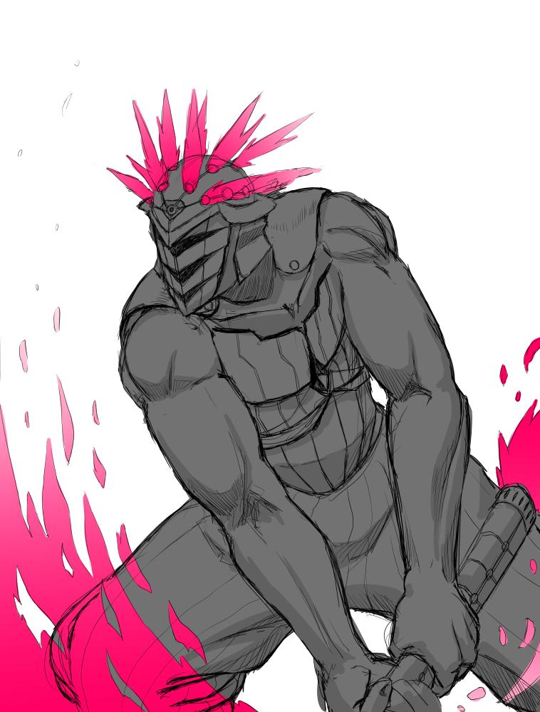 Samurai Cyborg by Genbaku