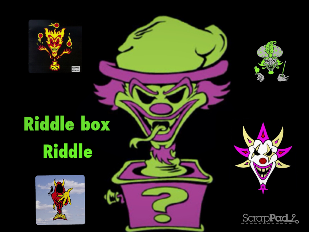 Riddle Box Wallpaper Icp Images amp Pictures  Becuo