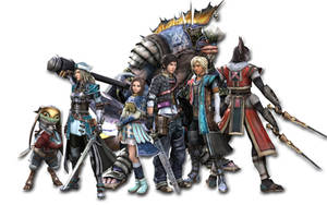 The last remnant cast by MasterJediNeo