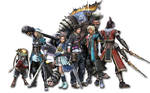 The last remnant cast