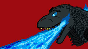 Godzilla Kiryugoji by TriassicTim