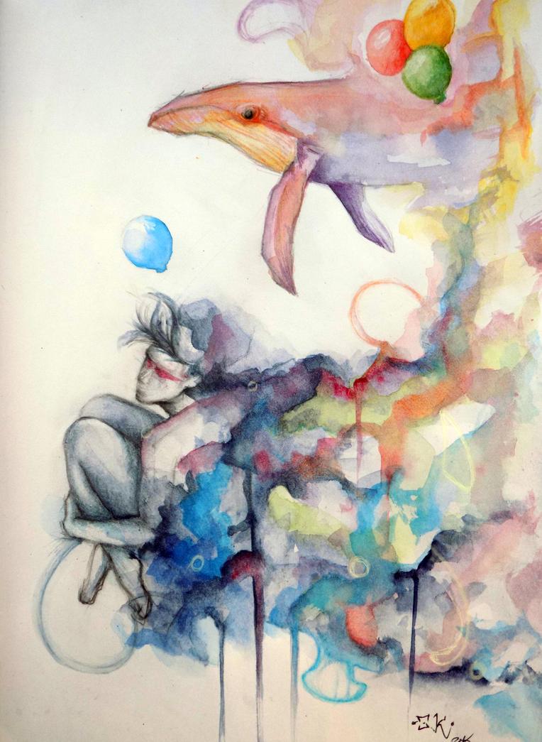 Ezen's mind: take me back to my dream. by Tony-STORM